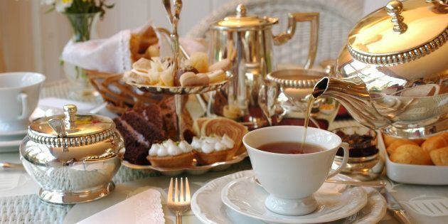 3rd Annual Jane Austen Tea and Film Festival!