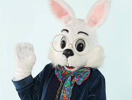 Easter Bunny to assist Cove Food Services