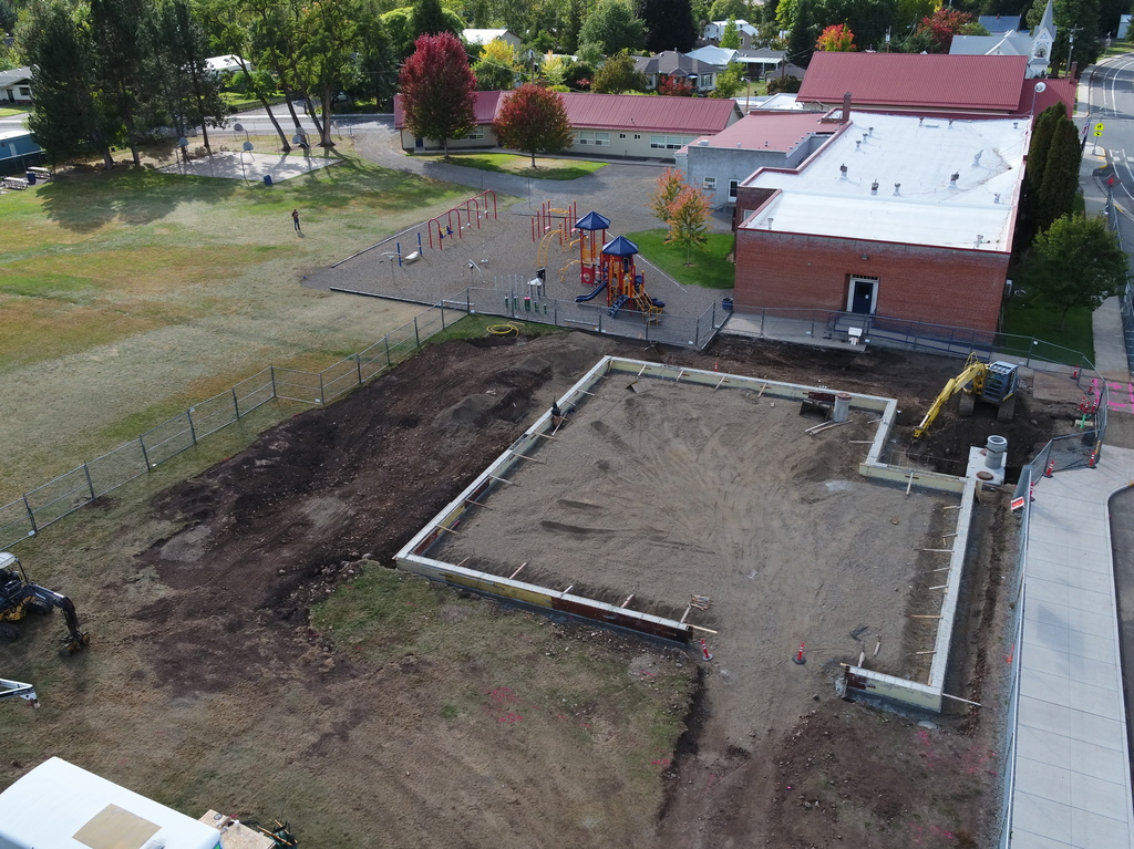 Cafeteria Progress 10/5/19